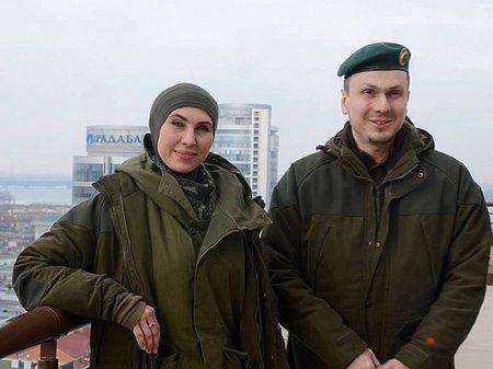 Чеченская бой-баба завалила киллера