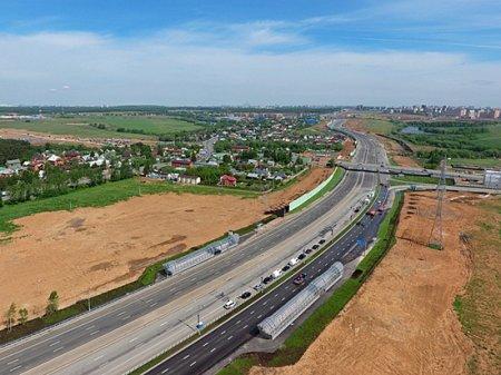 Дорожная сеть развивается грандиозными темпами