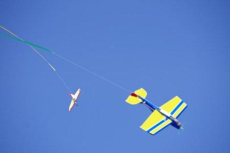 Этап кубка России по авиамодельному спорту стартовал в Химках