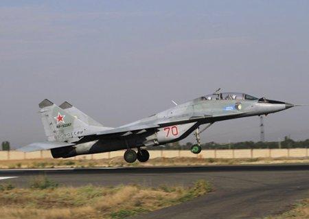 Истребители ВКС в ходе учения перехватили воздушные цели на юге России