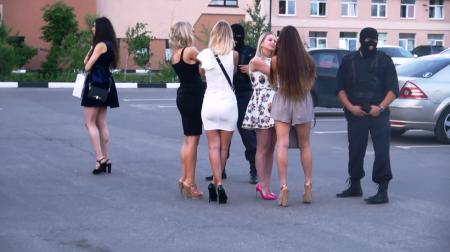 Полицейские ликвидировали вертеп для дела проституцией на юго-востоке Москвы