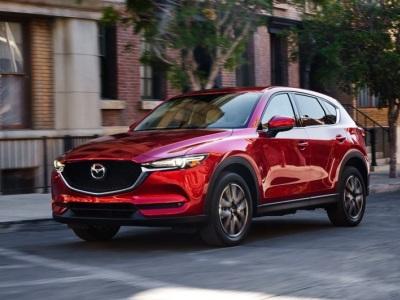 Новая Mazda CX-5 поступит в автосалоны 1 июля