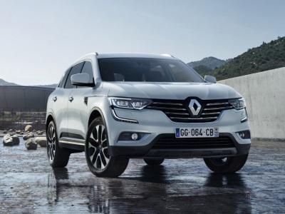Renault возвращает в Россию кроссовер Koleos
