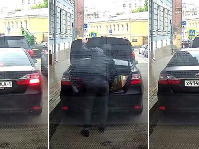 Столичные водители нашли новый способ не платить за парковку