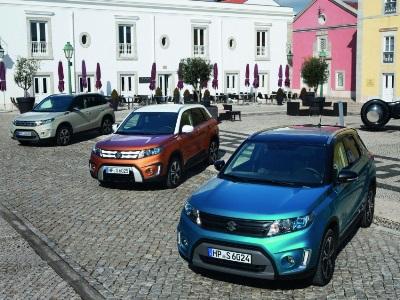 Suzuki планирует массированное наступление на российском рынке