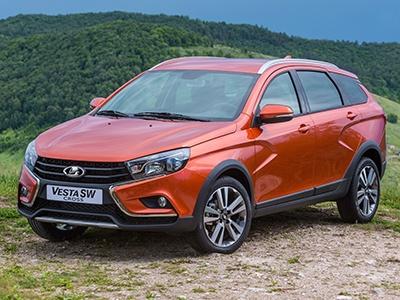 АвтоВАЗ раскрыл дату начала продаж Lada Vesta SW и SW Cross