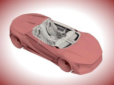 Honda запатентовала интерьер нового спорткара