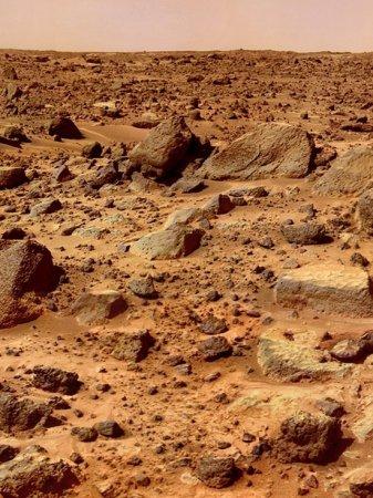 Доказана смертоносность одного из химических веществ на Марсе