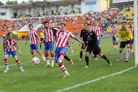 Коломенские футболисты открыли новый сезон