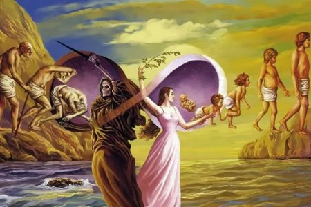Реинкарнация: зачем Дух спускается на Землю?