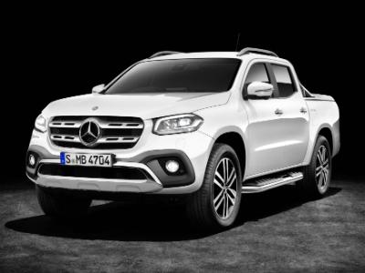 Mercedes-Benz официально презентовал пикап X-Class