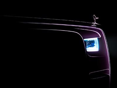 Rolls-Royce готовится к премьере абсолютно нового Phantom