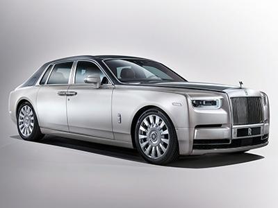Rolls-Royce представил полностью алюминиевый Phantom