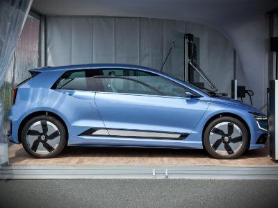 Volkswagen представил концепт нового «Гольфа»