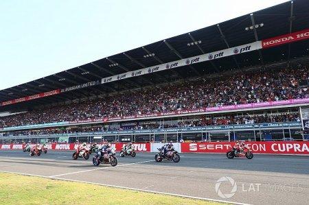 Трасса в Таиланде примет тесты MotoGP перед сезоном-2018