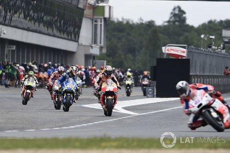 В MotoGP протестируют новый формат замены мотоцикла