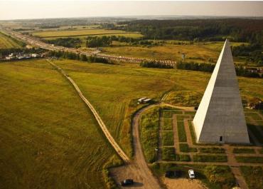 Временную пирамиду Голода в Подмосковье откроют для посещений 4 августа