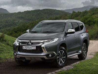 Ценник на Mitsubishi Pajero Sport упал на 200 тысяч