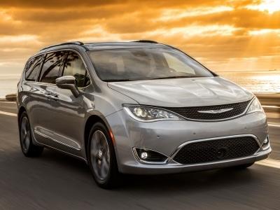 Chrysler Pacifica предложат россиянам в одной комплектации
