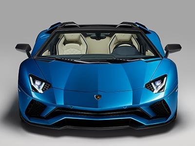 Lamborghini раскрыл Aventador S без крыши перед Франкфуртом