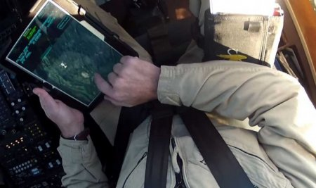 Автономная система DARPA позволяет управлять боевым вертолетом с планшета