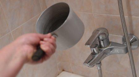 Холодную воду отключат в западной части микрорайона Климовск Подольска 14 сентября