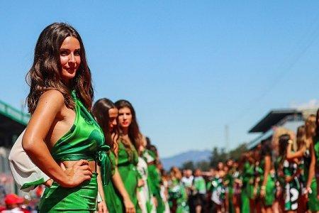 Под солнцем Ломбардии. Самые красивые девушки Гран При Италии