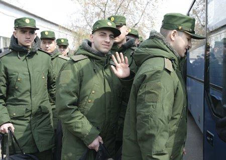 С 1 октября начинается осенний призыв граждан на военную службу по призыву