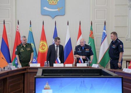 В Астрахани прошел 47-й Координационный Комитет по вопросам противовоздушной обороны при Совете министров обороны государств-участников