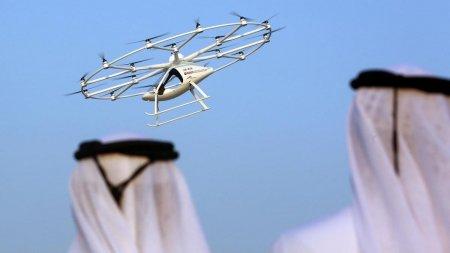 В Дубае беспилотное таксомотор закончило собственный начальный тестовый полёт