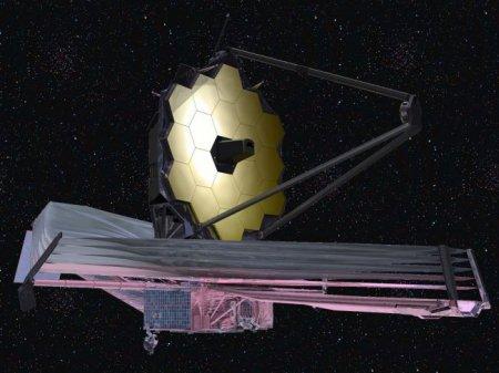 Запуск космического телескопа «Джеймс Уэбб» передвинули на весну 2019 года