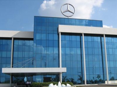Mercedes в России: восхождение новой трёхлучевой
