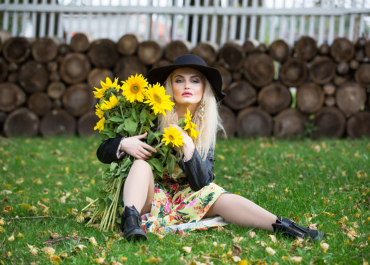 Новая участница конкурса «Мисс «Подмосковье сегодня» Ульяна Арно