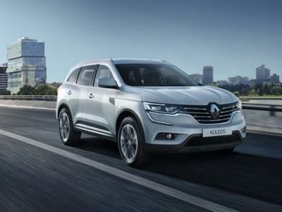 Renault Koleos получил дизельный мотор