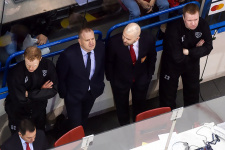 Защитник «Авангарда» Осипов дисквалифицирован на два матча и оштрафован