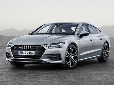 Audi представил второе поколение четырехдверного купе А7