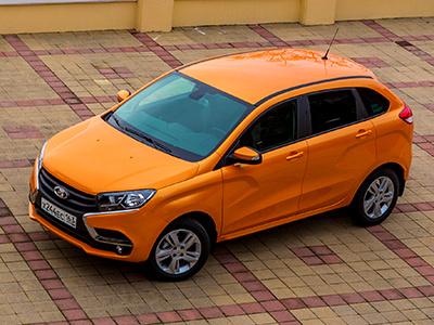 «АвтоВАЗ» объявляет отзыв 20 тысяч Lada Xray
