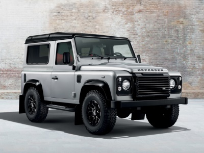 Land Rover переведёт Defender на электричество