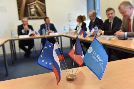 Делегация правительства Подмосковья провела конференцию в рамках рабочего визита во Францию