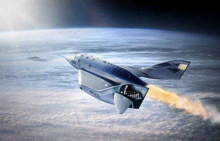 Луковица Virgin Galactic закончит полёт на SpaceShipTwo сквозь полгода