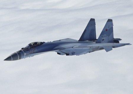 Истребители ВВО выполнили ночные полеты в стратосферу