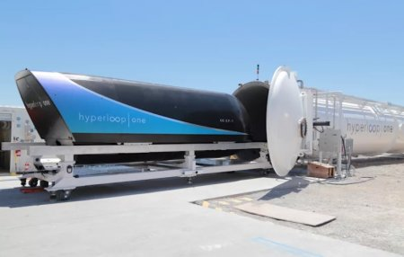 Бражка Virgin и Ричард Брэнсон подмахнули сотрудничество с Hyperloop One