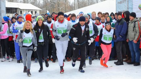 Марафон «Живу спортом» пройдет в Одинцове 4 ноября