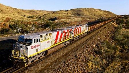 Возникли испытания первого в мире беспилотного грузового поезда