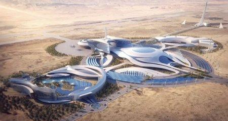 Саудовская Аравия инвестирует в космический туризм 1 биллион долларов