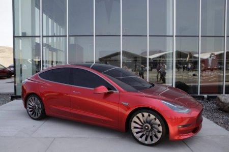 Tesla сконцентрировала итого 260 автомобилей Model 3