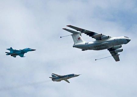 В Хабаровском крае летчики ВВО в рамках учения выполнят дозаправку в воздухе
