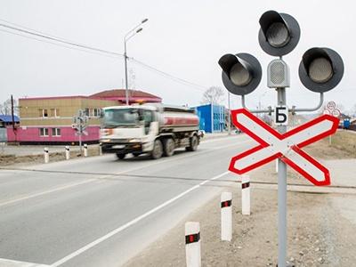 Минтранс увеличит штраф за нарушение на ж/д переезде в пять раз