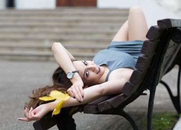 Новая участница конкурса «Мисс «Подмосковье сегодня» Анастасия Оспельникова