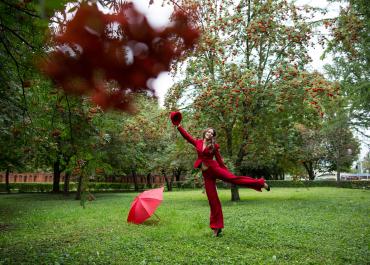 Новая участница конкурса «Мисс «Подмосковье сегодня» Светлана Горыкина